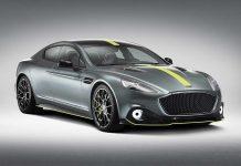 Der Rapide AMR. Foto: Aston Martin