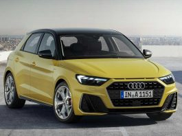 Der Audi A1 Sportback. Foto: Audi