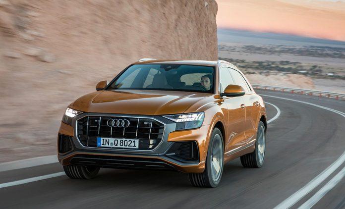 Der neue Q8. Foto: Audi
