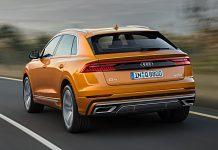 Der neue Audi Q8. Foto: Audi