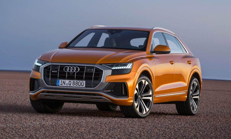 Audi Q8: Klotzen statt kleckern in der Oberklasse
