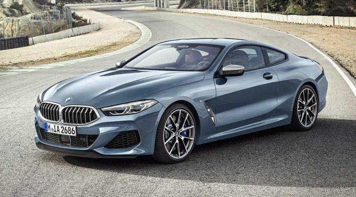 DAs BMW 8er Coupé. Foto: BMW