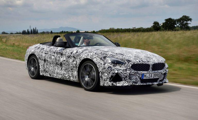 BMW Z4: Auf dem Weg zu einer Fahrmaschine