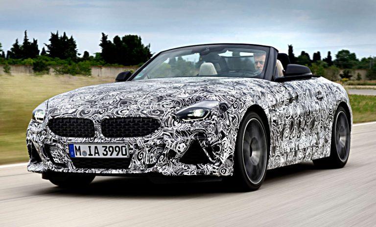 Magna fertigt nun auch BMW Z4 in Graz