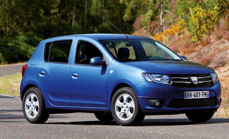 Langzeitqualitäten für den Dacia Sandero II
