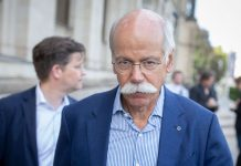 Daimler-Chef Dieter Zetsche. Foto: dpa