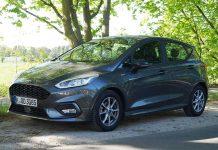 Der neue Ford Fiesta. Foto: AG/Flehmer