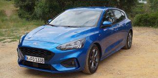 Der neue Ford Focus. Foto: AG/Flehmer