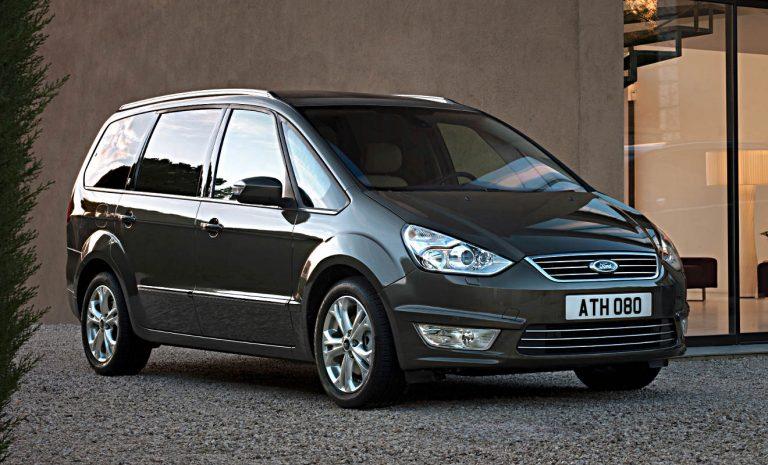 Ford Galaxy: Als Gebrauchter mit einigen Schwächen
