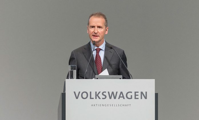 Herbert Diess. bindet die Marken mehr mit ein. Foto: Volkswagen