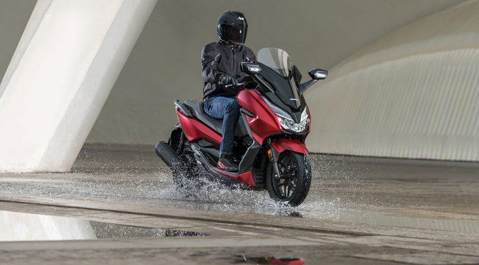 Der neue Forza. Foto: Honda