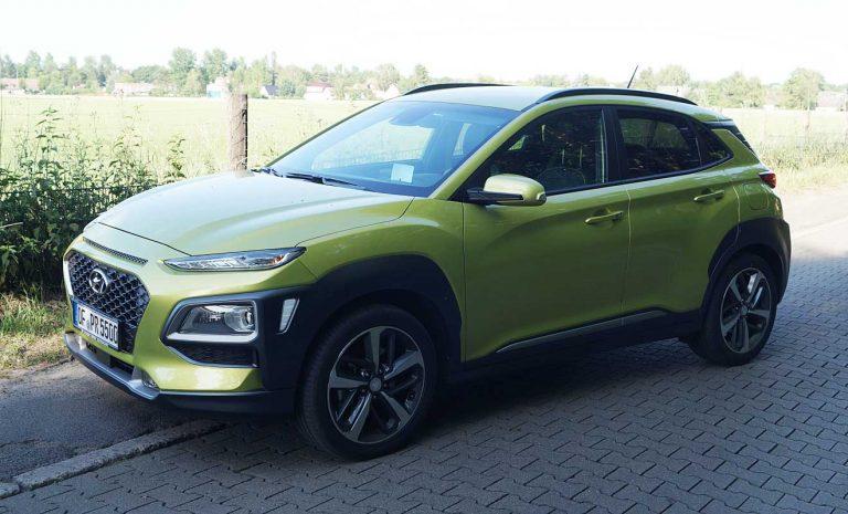 Hyundai Kona: Mehr als nur Farbe im Spiel