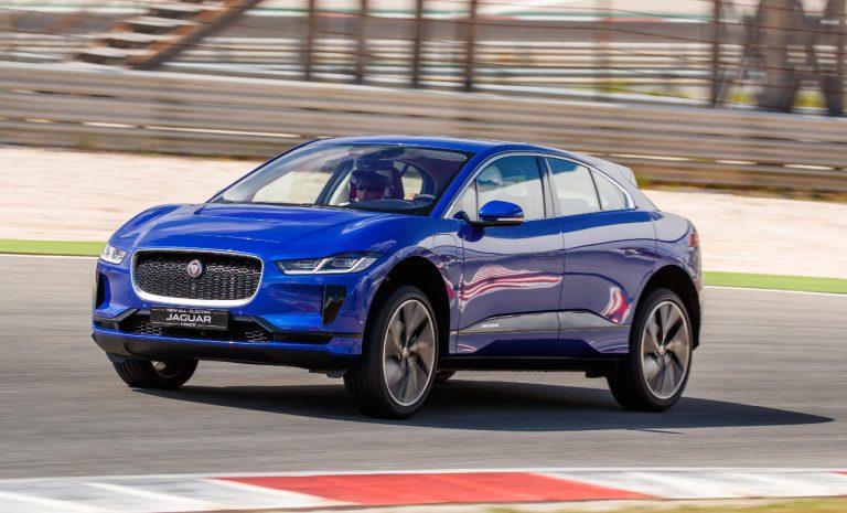 Jaguar setzt für I-Pace auf Ladelösung von Plugsurfing