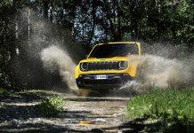 Der neue Jeep Renegade. Foto: Jeep