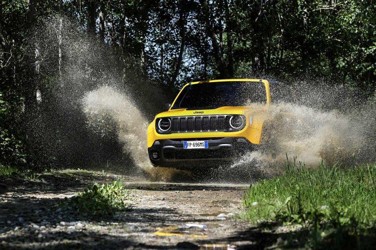 Jeep Renegade: Abtrünniger wird eingenordet
