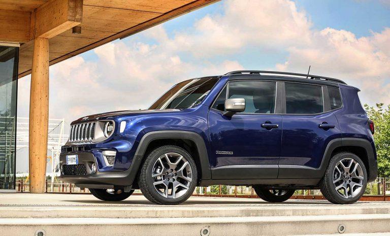 Jeep Renegade: Bald auch als Teilzeitstromer
