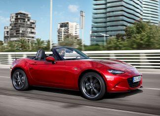 Der Mazda MX-5. Foto: Mazda