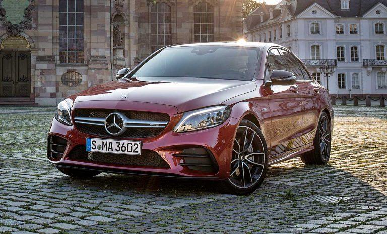 Mercedes C43 AMG 4Matic: Urenkel als Perfektionist