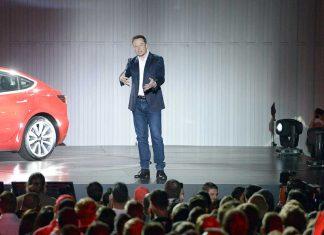 TEsla-Chef Elon Musk. Foto: dpa