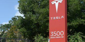 Die Tesla-Firmenzentrale. Foto: dpa
