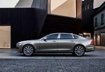 Der S90L Excellence. Foto: Volvo