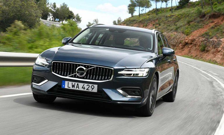 Volvo V60: Enge Verwandtschaft zum Flaggschiff