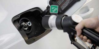 Wasserstoff-Betankung. Foto: Audi