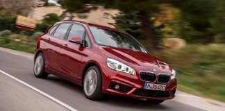 Der 2er Active Tourer. Foto: BMW