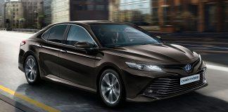 Der neue Toyota Camry. Foto: Toyota