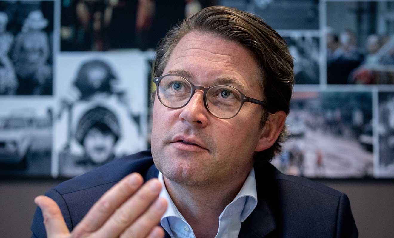 Andreas Scheuer. Foto: dpa