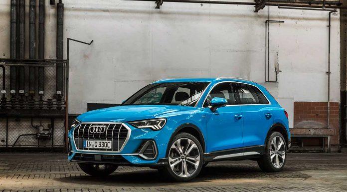 Der neue Q3. Foto: Audi