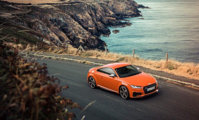 Audi TTS: Kein Platz für Purismus