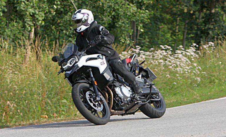 BMW Motorrad macht das Blinken komfortabler