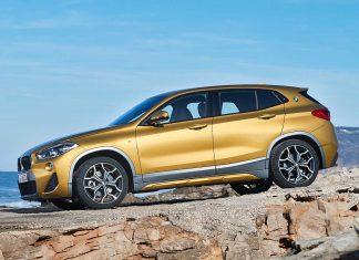 Der BMW X2. Foto: BMW