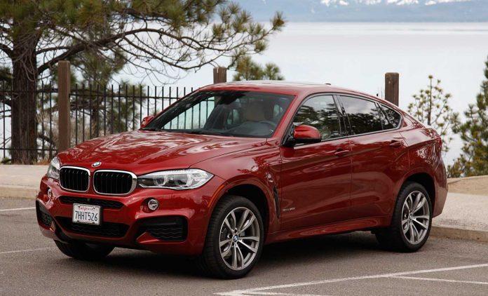 Ein BMW X6 von 2015. Foto: BMW