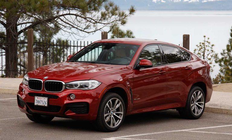 BMW X6 gebraucht: Schweres Statement mit Macken