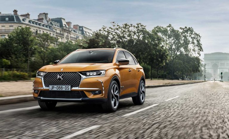 DS7 Crossback: Das warme Flair der Bourgeoisie