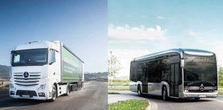 Daimler stellt sich neu auf. Foto: Daimler