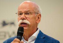 Dieter Zetsche. Foto: dpa