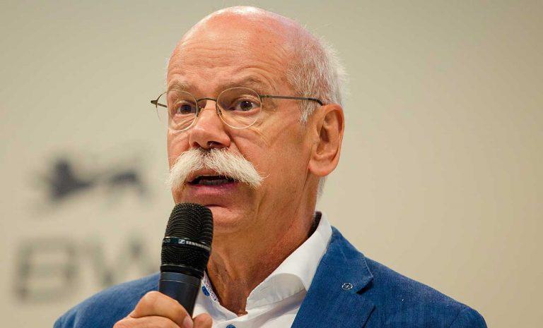 Sonderkosten schmälern Quartalsgewinn von Daimler