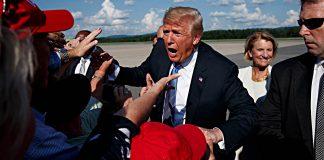 Donald Trump. Foto: dpa