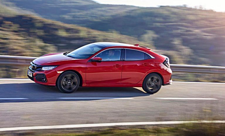 Honda Civic: Auf zu neuen Ufern