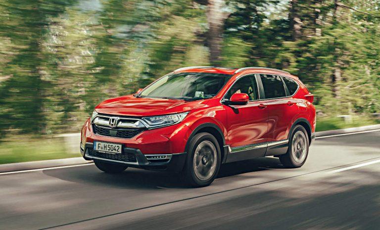 Honda CR-V: Als Gebrauchter mit wenig Problemen