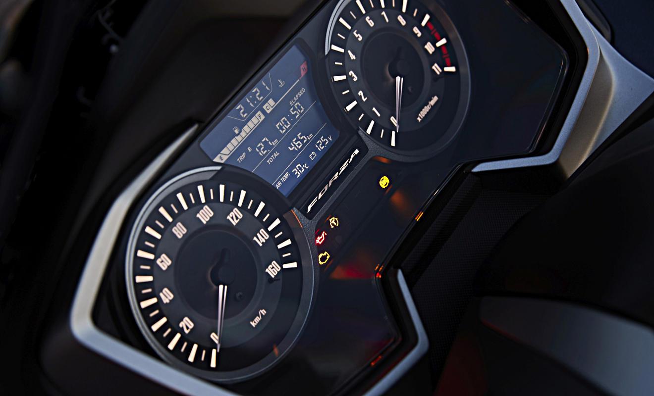 Honda Forza 125 Ein Roller Ohne Makel Autogazettede