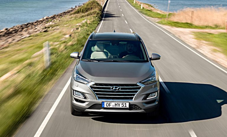 Hyundai Tucson: Nun auch mit Mildhybrid-System