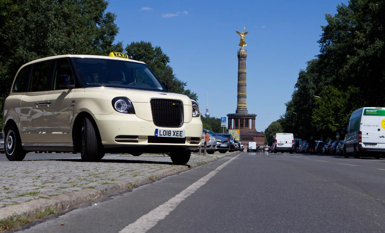 london taxi kommt als elektroversion nach deutschland. Black Bedroom Furniture Sets. Home Design Ideas