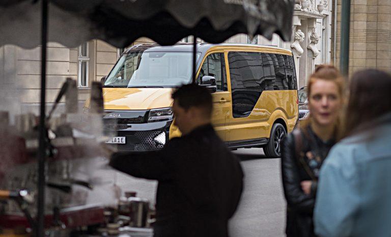 Ridesharing-Angebot von Moia nimmt regulären Betrieb auf