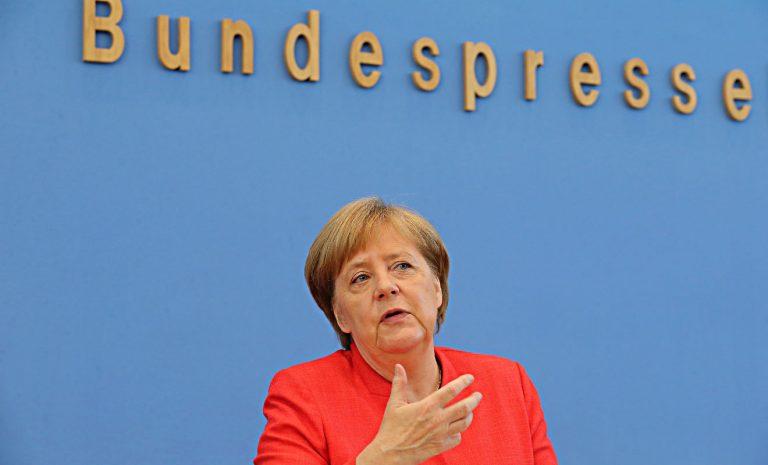 Merkel: Wir brauchen eine Verkehrswende
