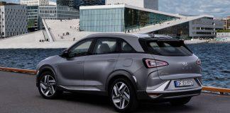 Der Hyundai Nexo. Foto: Hyundai
