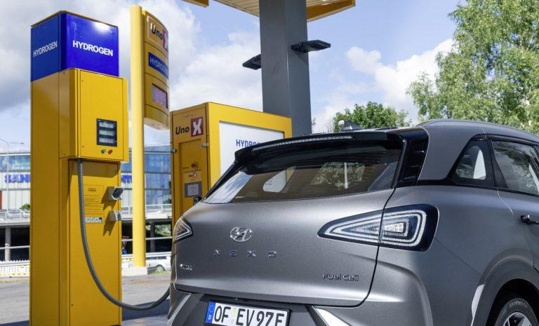 Hyundai-Konzern baut Brennstoffzellenwerk in China